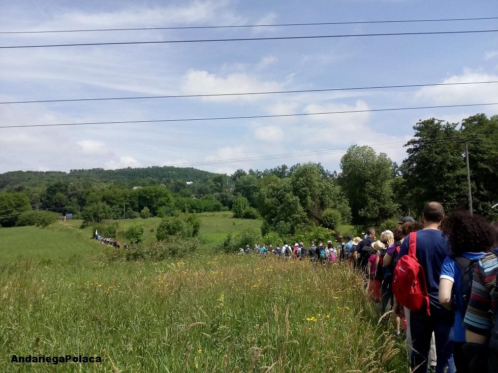 Krzeszowice,peregrinación