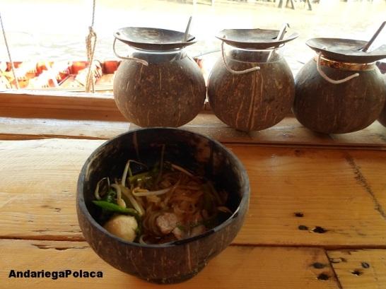 Kuchnia tajska/ la cocina tailandesa