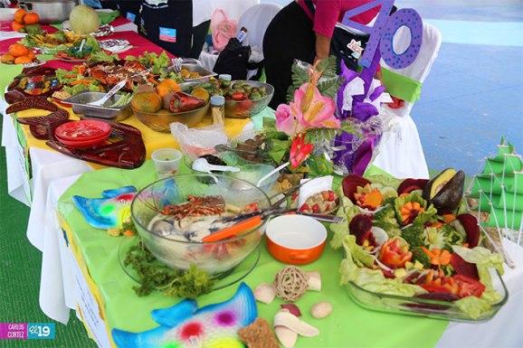 El concurso de comidas de Cuaresma