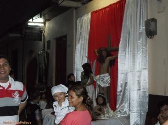 el altar vivo León, Nicaragua