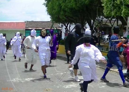 Nandaime, la carrera