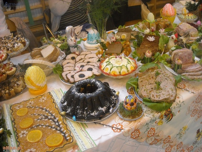 Stół Wielkanocny- Kujawy